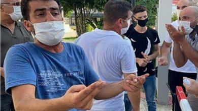 صورة اختلاط نعشين في هاتاي يؤدي إلى شجار بين عائلاتين سورية وتركية