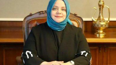 صورة وزيرة تركية: مساعدات السوريين ممولة من الاتحاد الأوروبي
