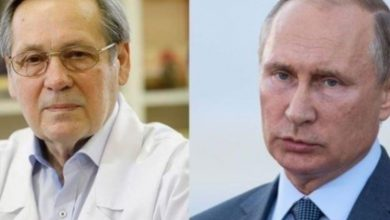 صورة كبير أطباء روسيا يخرج عن صمته ويستقيل بعد كشف حقيقة اللقاح