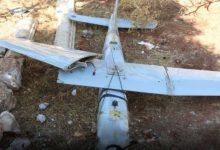 صورة فصائل الثوار تسقط طائرتين مسيرتين لقوات الأسد