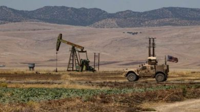 صورة إسرائيل تراقب حرب النفط السوري..وعينها على إيران