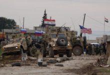 صورة موسكو تحمل واشنطن مسؤولية حادث تصادم آليات عسكرية في سوريا