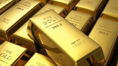 صورة الذهب يسجل أول هبوط شهري في 5 أشهر