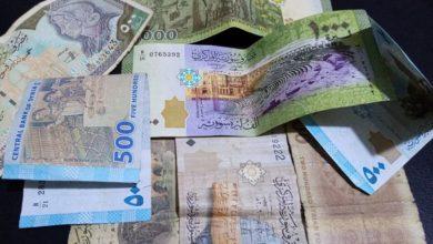 صورة أسعار صرف الليرة السورية مقابل الذهب والعملات الخميس ٣ أيلول
