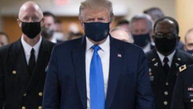 صورة صحيفة أمريكية: ترامب قد يعلن الحرب في سوريا