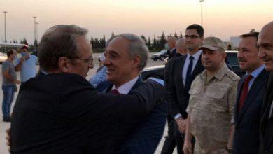 صورة وفد روسي رفيع  يصل دمشق ونظام الأسد يكشف سبب الزيارة