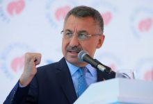 صورة نائب أردوغان: جيشنا ضمانة للسلام في المتوسط ولن نتنازل عن أولوياتنا