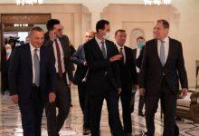 صورة الأسد يرهن اقتصاد سوريا لروسيا ثمنا لبقائه (مقال تحليلي)