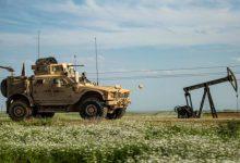 صورة ترامب: قد نبحث موضوع النفط السوري مع الأكراد