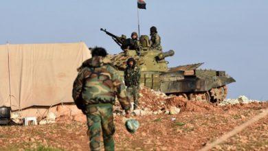 صورة صحيفة: منظمة مسيحية فرنسية تدعم ميليشيا تابعة لجيش الأسد