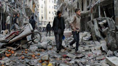 صورة تقرير أممي: 442  مليار دولار خسائر الاقتصاد السوري خلال الحرب