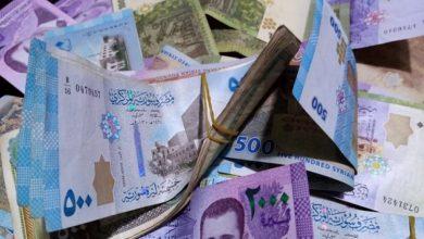 صورة أسعار صرف الليرة السورية مقابل الذهب والعملات الإثنين 28 أيلول
