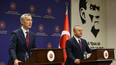 صورة تشاووش أوغلو: حلف الناتو امتنع عن دعم تركيا في إدلب