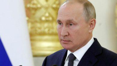 صورة بوتين: لا يوجد أصدقاء في عالم السياسة بل مصالح
