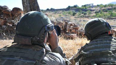 صورة القوات التركية تعلن تحييد 3 عناصر من YPG شرق سوريا