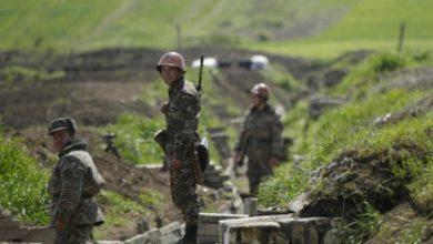 صورة أردوغان ينفي إرسال بلاده مقاتلين سوريين لدعم أذربيجان