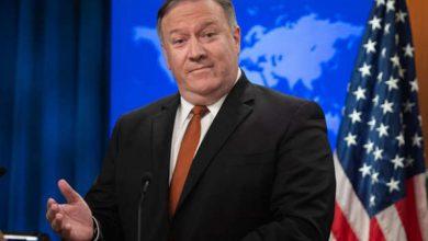 صورة بومبيو: لن نغير سياستنا تجاه سوريا مقابل إطلاق سراح أميركيين