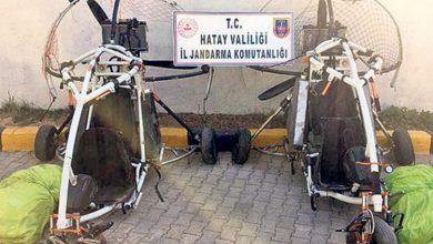 صورة انطلقا من منبج.. منفذا تفجير هاتاي وصلا إلى تركيا بطائراتين شراعيتين