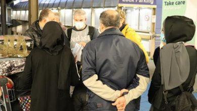 صورة بلجيكا تعيد توطين مجموعة من السوريين قدموا من تركيا ولبنان