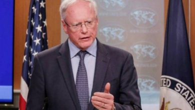 صورة جيفري يدعو بايدن لمواصلة سياسات ترامب بسوريا