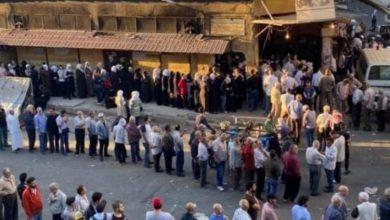 صورة أمريكا تحمل الأسد مسؤولية أزمة الخبز في سوريا