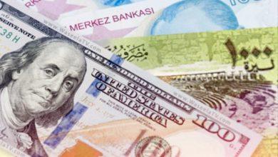صورة أسعار صرف الليرة مقابل الذهب والعملات الإثنين 16 تشرين الثاني