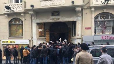 صورة قنصلية الأسد في إسطنبول تغلق أبوابها لمدة 15 يوم