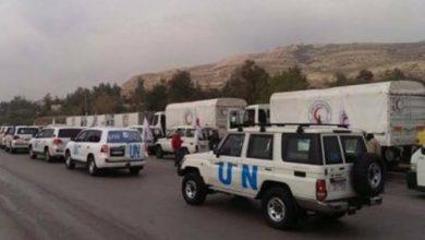 صورة منظمة حقوقية: نظام الأسد يستعمل المساعدات الأممية لمعاقبة معارضيه