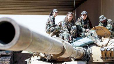 صورة أحد مهامها الإيقاع بالشباب.. إيران تشكل كتيبة نسائية في دير الزور