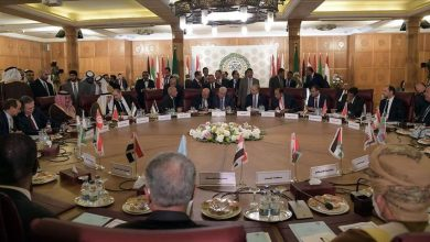 صورة تراشق بمجلس الأمن بين روسيا والصين وألمانيا حول ملف سوريا