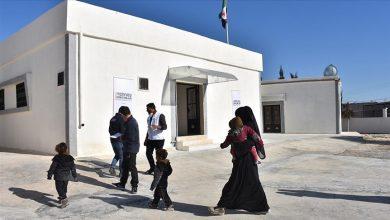 صورة جمعية طبية تركية تفتتح مركزا صحيا جديدا شمالي سوريا