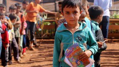 صورة أكثر من مليوني طفل دون تعليم في سوريا