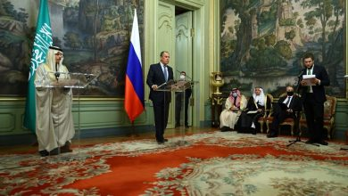 صورة وزير الخارجية السعودي: إيران تعطل أي حلول للأزمة السورية