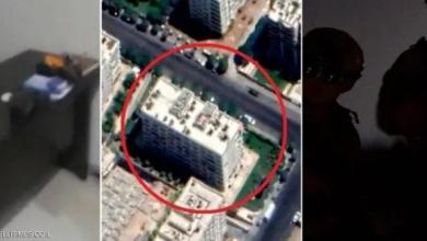 صورة استخبارات غربية تنفذ عملية أمنية على بعد 3 كم من قصر بشار الأسد