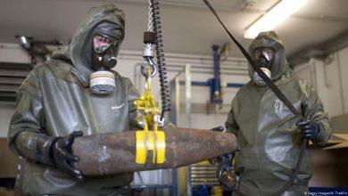 صورة الأمم المتحدة تنفي مزاعم نظام الأسد حول وقف إنتاج الكيمـ.ـاوي