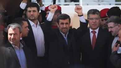 صورة رئيس إيراني سابق يحذّر من حـ.رب مدمـ.رة بالشرق الأوسط