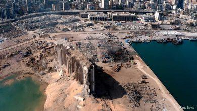 صورة رجل أعمال سوري ينفي صلته بانفجار مرفأ بيروت