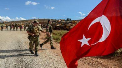 صورة تعزيزات عسكرية تركية جديد إلى سوريا.. هذه وجهتها