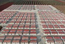صورة فريق ملهم يسلِّم 500 منزل لمهجرين سوريين في مخيمات اعزاز