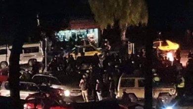 صورة زوجة هنيبعل القذافي تدهس عناصر شرطة ومدنيين في دمشق