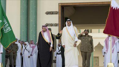 صورة اعتبارا من الليلة.. قطر والسعودية تتفقان على إعادة فتح الحدود