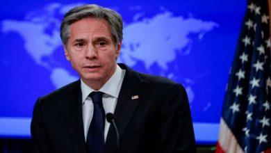 صورة واشنطن تؤكد التزامها بتنفيذ العملية السياسية في سوريا