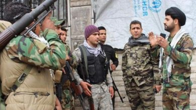 صورة البنتاغون: وكلاء النظامين الإيراني والسوري يهددون المصالح الأميركية