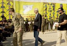 صورة ويليام روباك: لا ندعم قيام دولة كردية شرق سوريا