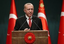 """صورة أردوغان: سنوسع نطاق عملياتنا ضد إرهابيي """"بي كا كا"""""""