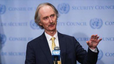 صورة بيدرسون: لا توجد خطة عمل مستقبلية للجنة الدستورية السورية