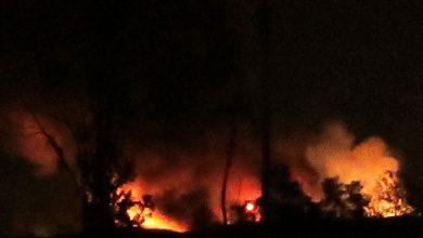 """صورة خبر إسرائيلي يكشف عن """"معركة سرية"""" في الجنوب السوري"""
