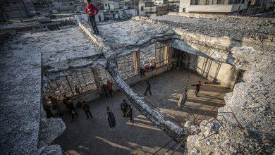 صورة من تحت الأنقاض.. ملاكمون سوريون يطمحون للعالمية