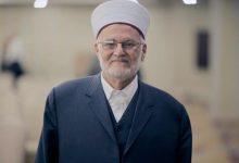 صورة الشيخ عكرمة صبري يتبرأ من الدعاء لبهجت سليمان