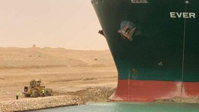 صورة نظام الأسد ينسب أزمة المحروقات لديه إلى قناة السويس